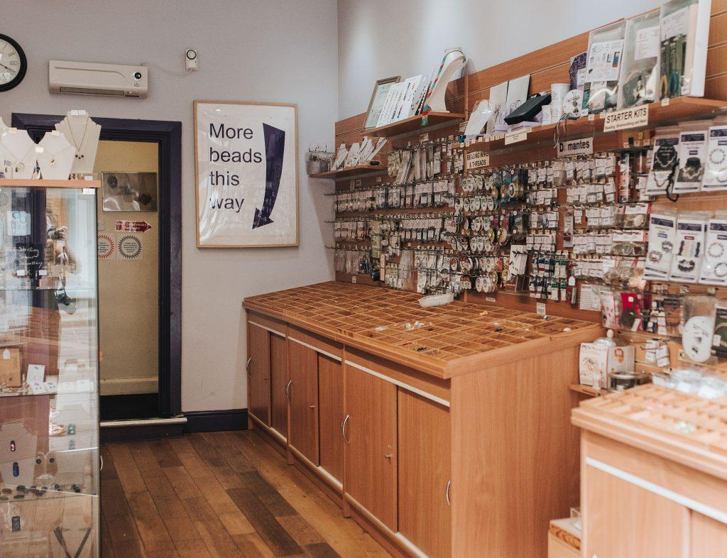 The Bead Shop - 7 Market Street Nottingham
