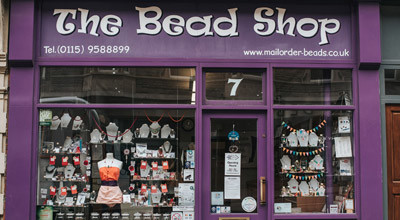The Bead Shop (Nottingham) Limited