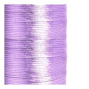 1mm Lilac Satin Cord (Rattail)