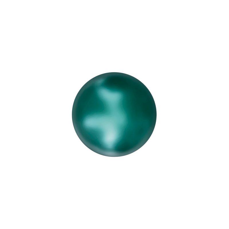 2mm swarovski iridescent tahitian look pearls