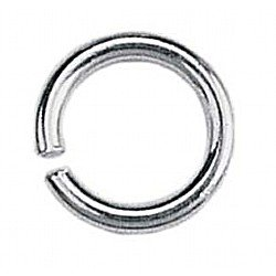 3mm Sterling Silver Jump Ring
