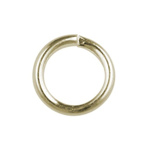 5mm Jump Ring Gold Plated