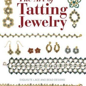 The art of tatting jewelry by lyn morton