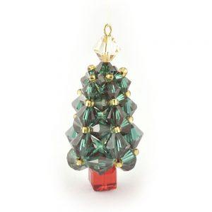 Swarovski Elements Christmas Tree Decoration Kit