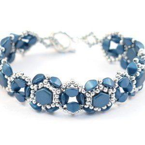 Honeycomb Trellis Bracelet
