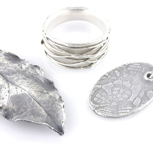 Introduction to Silver Art Clay