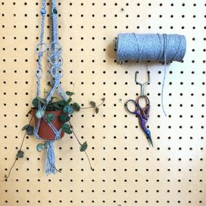 Macrame knotting workshop