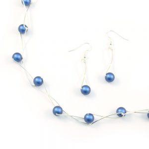 Swarovski Ocean Drop Necklace