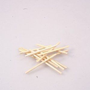 Wooden Stirrer sticks for mixing resin and paint