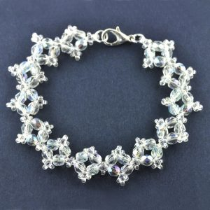 RAW Embellished Bracelet Kit - Crystal AB