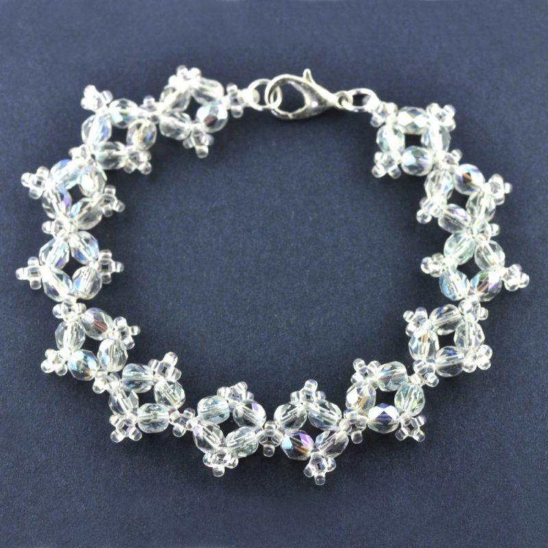 RAW Embellished Bracelet Kit - Crystal AB