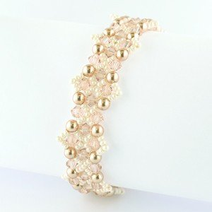 Criss-Cross Bracelet Kit - Rose Gold