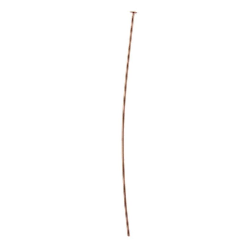Headpins Rose Gold