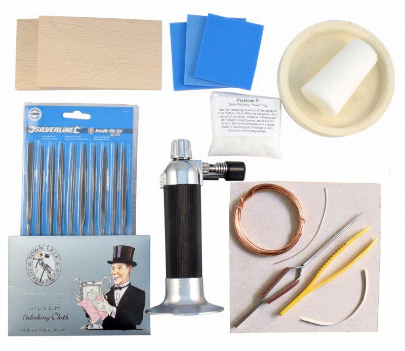 Silver Smithing Starter Kit