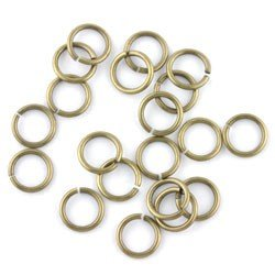 5.5mm Jump Ring Antique Gold
