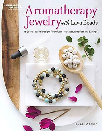 Aromatherapy Jewelry with Lava Beads by Lori Wenger