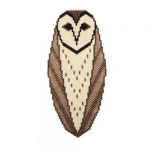 Barnaby Barn Owl Beading Kit