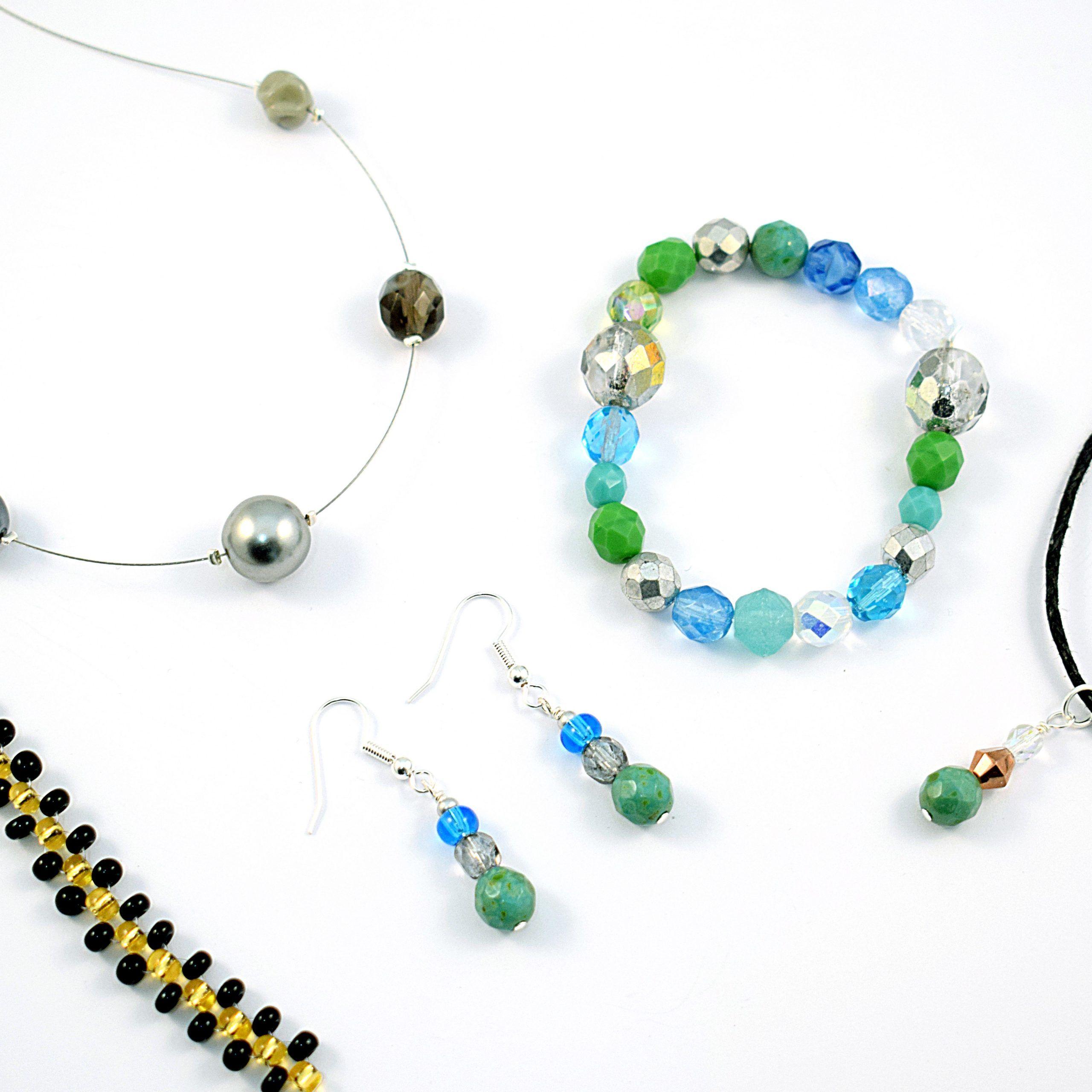 Basic Jewellery Making for Beginners