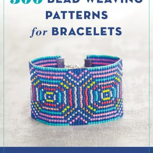 500 Bead Weaving Patterns for Bracelets by Emilie Ramon