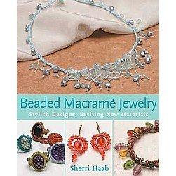 Beaded Macramé Jewelry by Sherri Haab