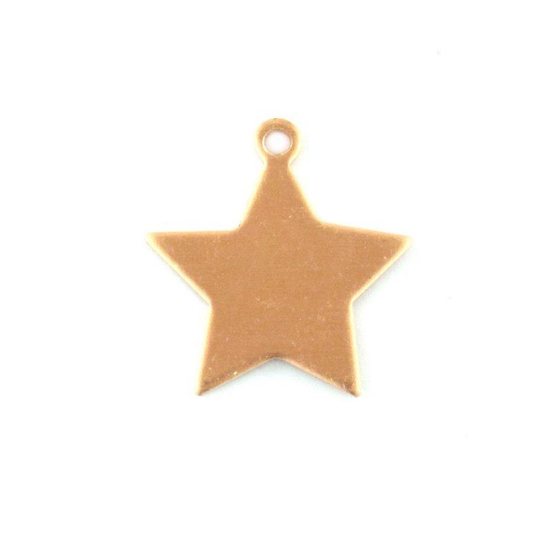 Efco Star Shaped Copper Blank