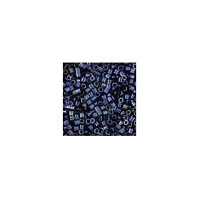 Miyuki Delicas Size 15 DBS002 Blue Iris *