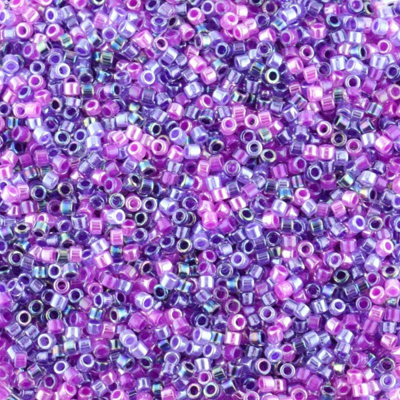 miyuki delica bead mix