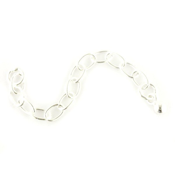 Sterling Silver 2 Inch Extension Chain