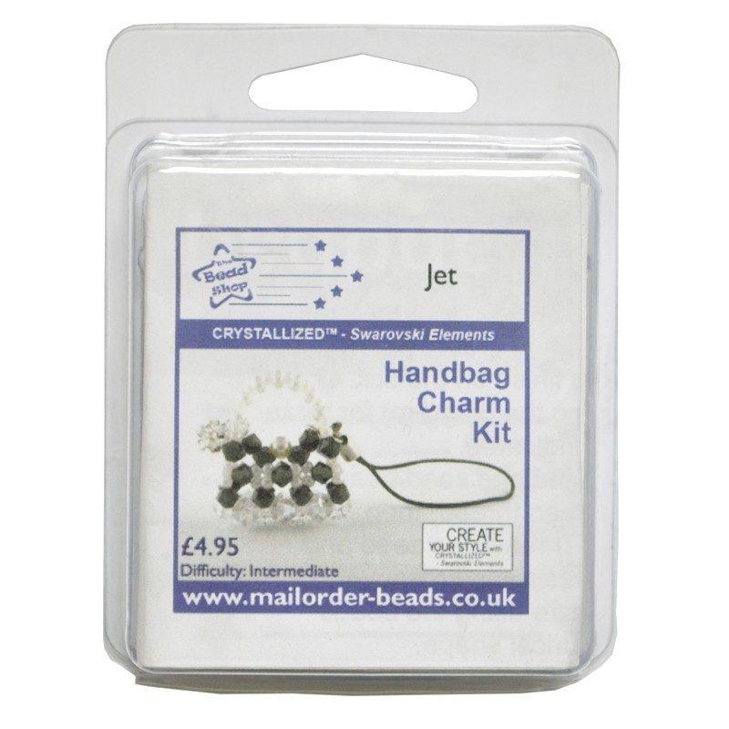 Handbag Charm Kit Jet*
