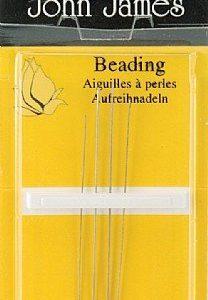 Beadsmith Size 10/13 Beading Needles