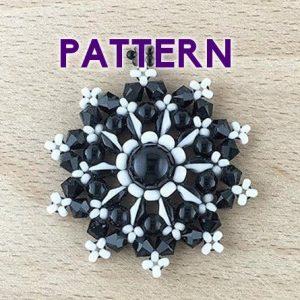 Mandala Pendant - Pattern