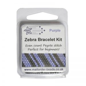 Purple Zebra Peyote Kit