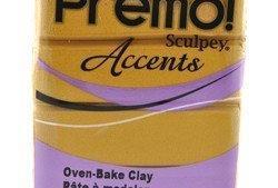 Premo! Sculpey Accents Gold