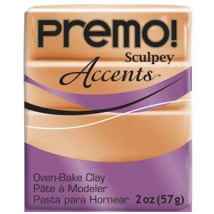 Premo! Sculpey Accents Copper