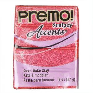 Premo! Sculpey Accents Magenta Pearl