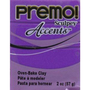 Premo! Sculpey Accents Purple Pearl