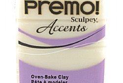 Premo! Sculpey Accents Translucent