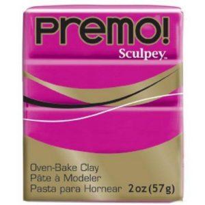 Premo! Sculpey Fuchsia