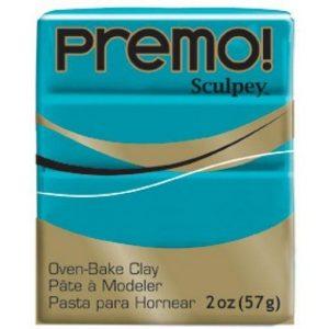 Premo! Sculpey Turquoise