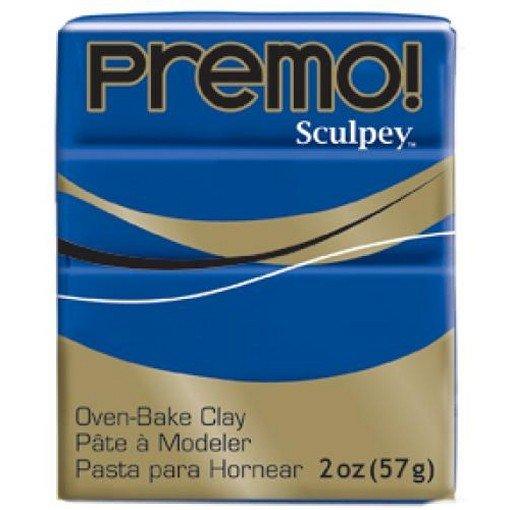 Premo! Sculpey Ultramarine Blue