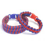 Paracord Bracelets Kit Red and Blue