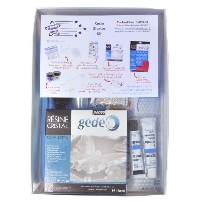 Resin Jewellery Starter Kit