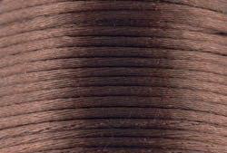 1mm Brown Satin Cord (Rattail)