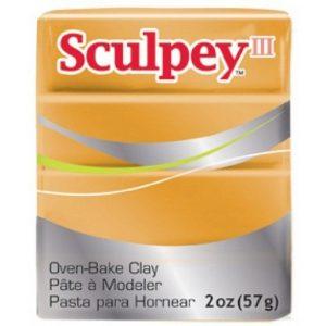 Sculpey III Gold