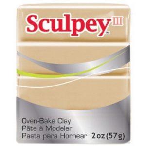 Sculpey III Tan