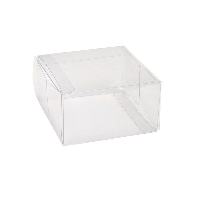 Clear Display Corsage box