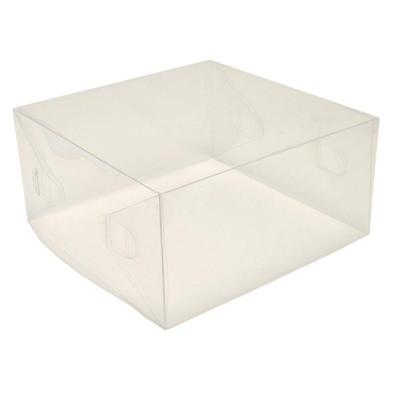 Clear Display Tiara Box Size 4