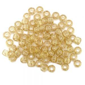 Sparkle Pony Bead Gold