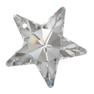 Swarovski 20mm Crystal star pendant