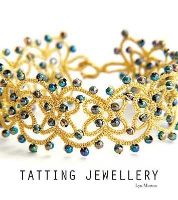 Tatting Jewellery by Lyn Morton